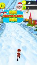 Run Santa Claus Run Game mobile app for free download