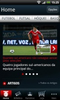 SL Benfica 2.0 mobile app for free download