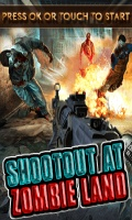 Shootout At Zombie Land mobile app for free download