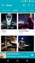 Shuttle Music Player mobile app for free download