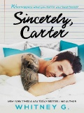 Sincerely, Carter by Whitney Gracia Williams mobile app for free download