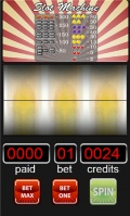 SlotMachine mobile app for free download