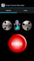 Smart Sound Recorder mobile app for free download