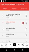 Spanish Lullabies & Kids Songs mobile app for free download