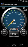 Speedometer mobile app for free download