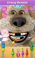 Talking Ben Dentist mobile app for free download