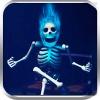 Talking Skeleton mobile app for free download