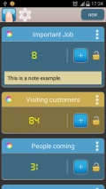 Tap Counter Manager mobile app for free download