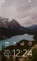 Tetra Lockscreen mobile app for free download