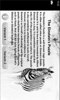 The Zebra Puzzle Free mobile app for free download