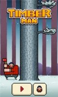 Timberman by Digital Melody mobile app for free download