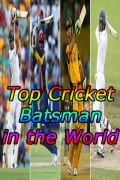 Top Cricket Batsman in the World mobile app for free download