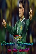 Top Cricket Spinner In The World