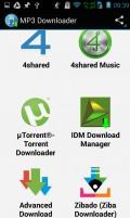 Top Mp3 Downloader mobile app for free download