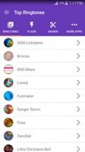 Top Ringtones mobile app for free download