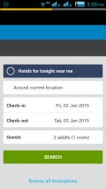 U.S Hotels mobile app for free download