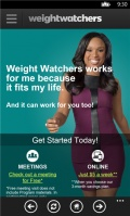 Weight Watchers mobile app for free download