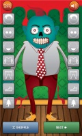 Zombie Dress Up Game   Cool Games for Kids mobile app for free download