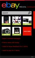 eBay mobile app for free download