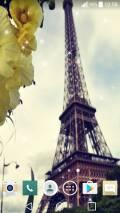 Paris Live Wallpaper mobile app for free download