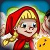 Cappuccetto Rosso dei fratelli Grimm ~ Libro Pop Up Interattivo 3D 1.0.17 mobile app for free download