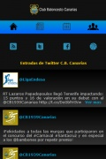 C.B. Canarias mobile app for free download