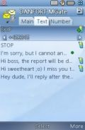 DANFORT MGate for UIQ mobile app for free download