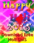 Free Holi SMS mobile app for free download
