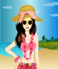Hawaii Beach Dressup Free mobile app for free download