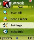 Kespersky anti virus mobile app for free download