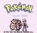 Pokemon Blue Moon(MeBoy) mobile app for free download