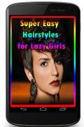 SuperEasyHairstylesForLazyGirls mobile app for free download