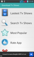 DownloadTvShows mobile app for free download