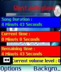 Ghost audio player mobile app for free download