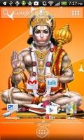 Hanuman Live Wallpaper HD mobile app for free download