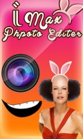 I Max Photo Editer mobile app for free download