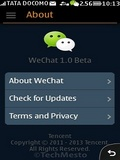 Latest We Chat (for java) mobile app for free download