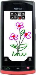 Mini Paint On Mobile Fornokia500