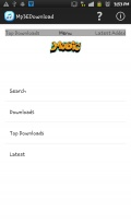 Mp3EDownload mobile app for free download