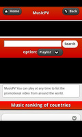 MusicPV mobile app for free download
