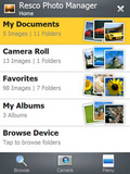 Resco Photo Manager Pro mobile app for free download