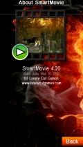 SmartMovie 4.20. S60v5 mobile app for free download