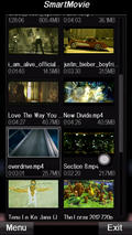 Smart Movie Player mobile app for free download
