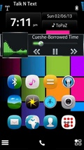 TTPod 5.01 Extreme for S60v3 S60v5 Signed mobile app for free download