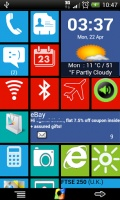 Windows8 Launcher mobile app for free download
