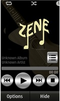 ZENE MUSIC PLAYER mobile app for free download
