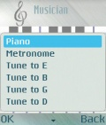 guitar violin tuner mobile app for free download