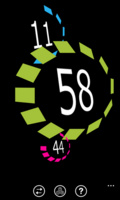 Lumia Clock mobile app for free download