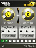 Nokia DJ Mixer mobile app for free download
