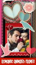 Animated Romantic Photo Frames mobile app for free download